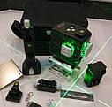 Лазерный нивелир/уровень DEKO LL12-GTD《МЕГА КОМПЛЕКТ》《Для полов и стяжек》, фото 2