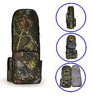 """Рюкзак для металлоискателя и лопаты «WOOD» """"ЛЕС"""" - Oxford 600d----> 85см * 30см * 18см"""
