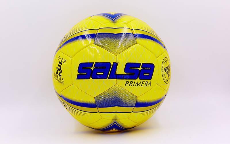 Мяч футбольный №5 профессиональный PU ламин. SALSA FB-4237