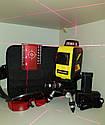 ☀Красний ЛУЧ⇒30м☀Лазерний рівень Firecore F93T XR ➤⏏максимальна комплектація⏏ШТАТИВ 3м+кріплення в ПОДАРУНОК!!, фото 2