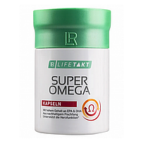 Супер Омега капсулы LR Health & Beauty Lifetakt, 60 шт, 80338