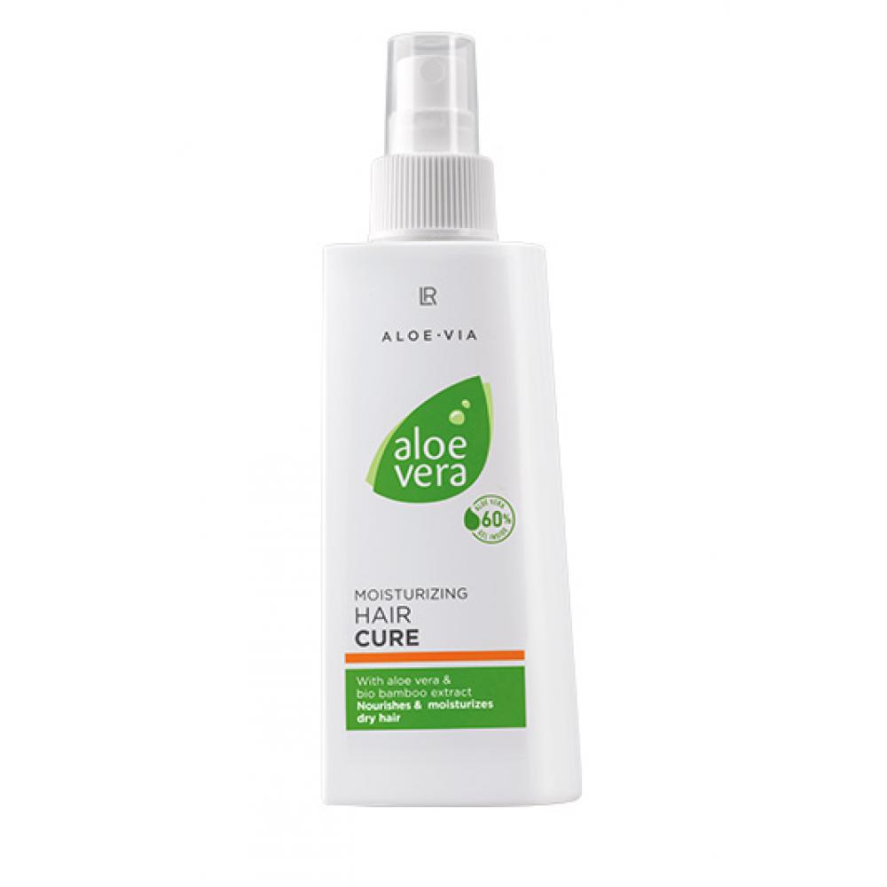 Восстанавливающий кондиционер-спрей для волос LR Health & Beauty ALOE VIA Aloe Vera, 150 мл, 20647