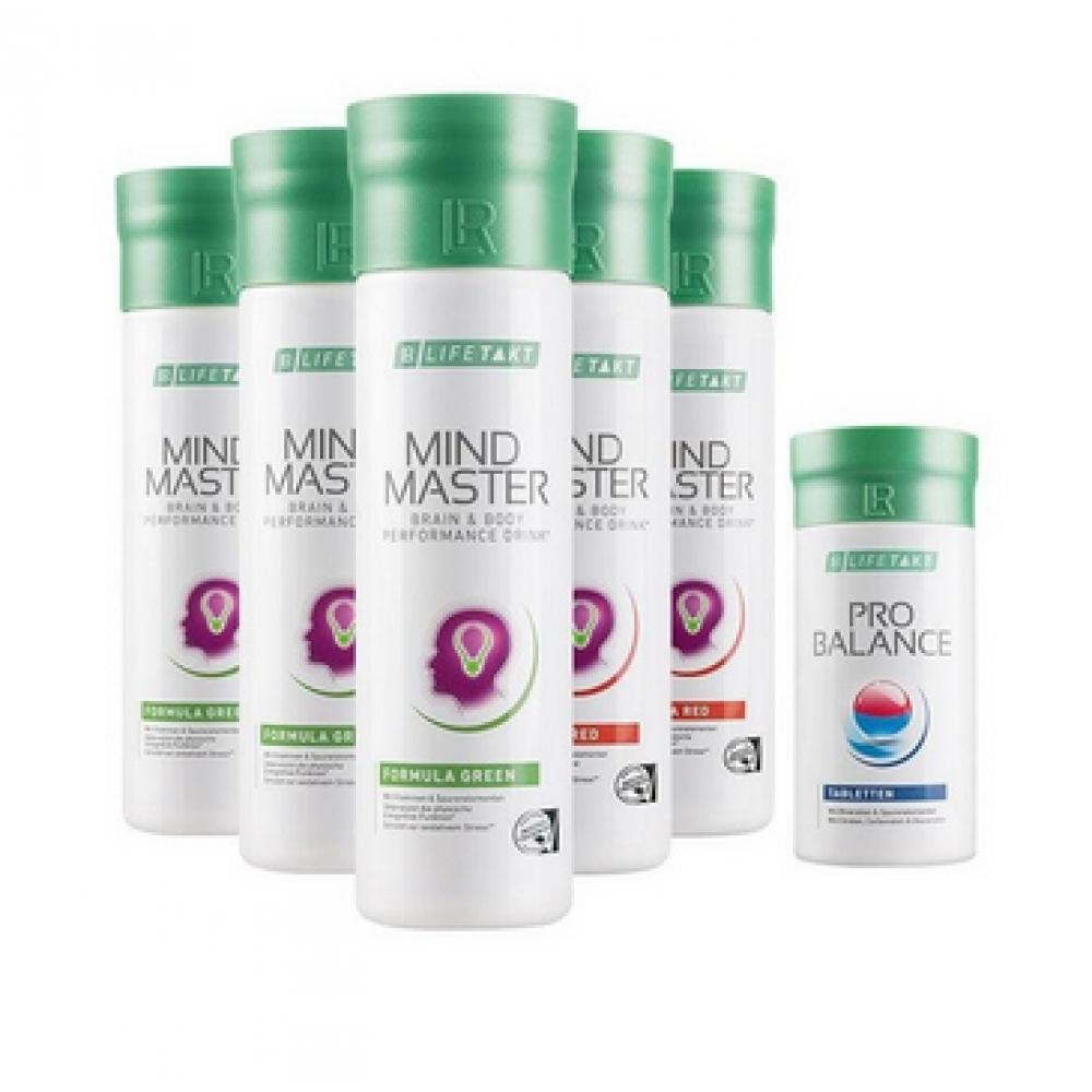 Щомісячний набір LR Health & Beauty Lifetakt Mental Power, 1 упаковка, 80930