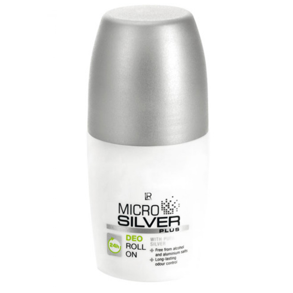 Шариковый дезодорант LR Health & Beauty Microsilver, 50 мл, 25022