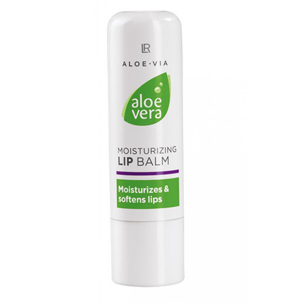 Увлажняющий бальзам для губ LR Health & Beauty ALOE VIA Aloe Vera, 4,8 г, 20676