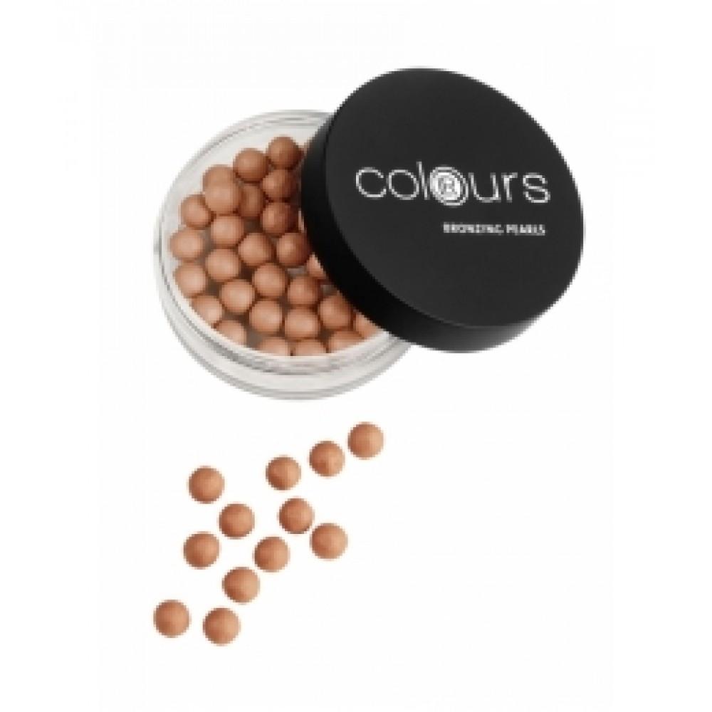 Пудра в шариках «Бронзовые жемчужины» LR Health & Beauty LRColours, 18 г, 10077