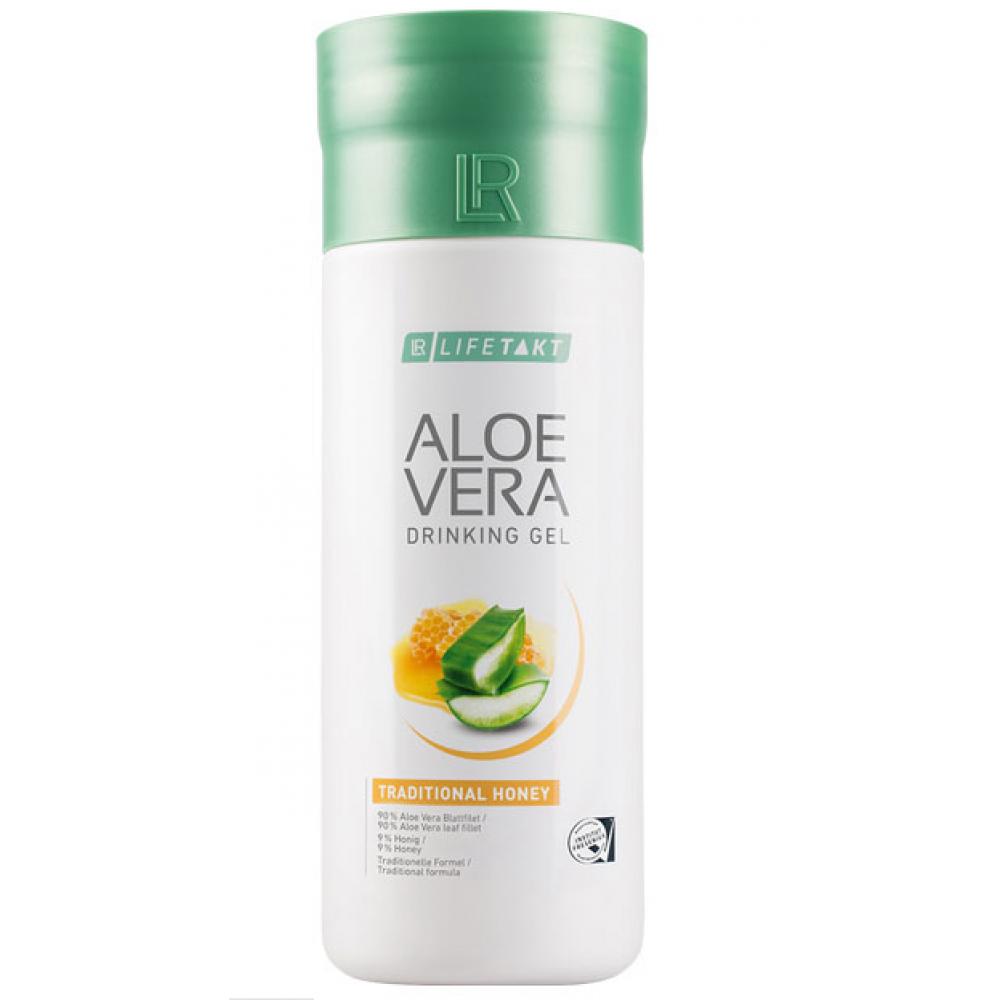 Питьевой гель Алоэ Вера с медом LR Health & Beauty Lifetakt, 1000 мл, 80700