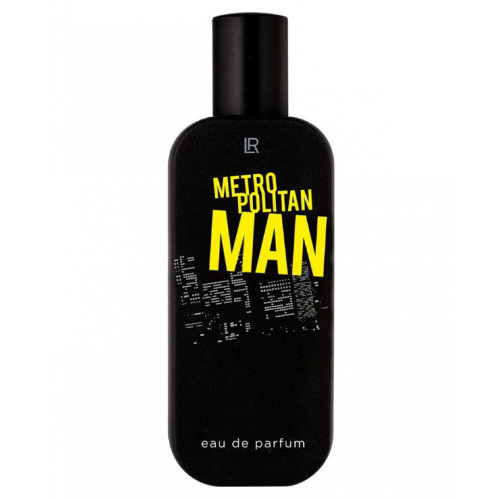 Парфюмированная вода LR Health & Beauty Metropolitan Man, 50 мл, 30190