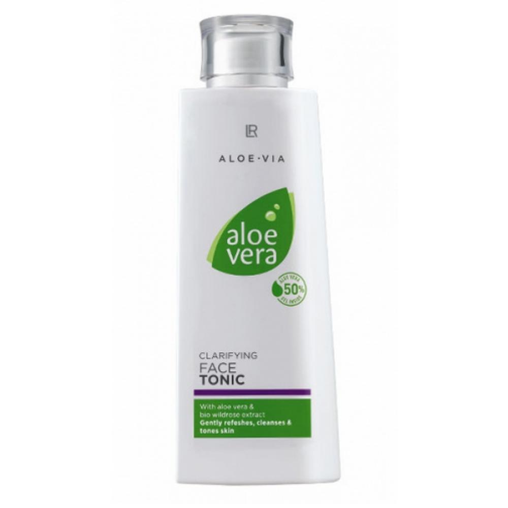 Очищающий тоник для лица LR Health & Beauty ALOE VIA Aloe Vera, 200 мл, 20671