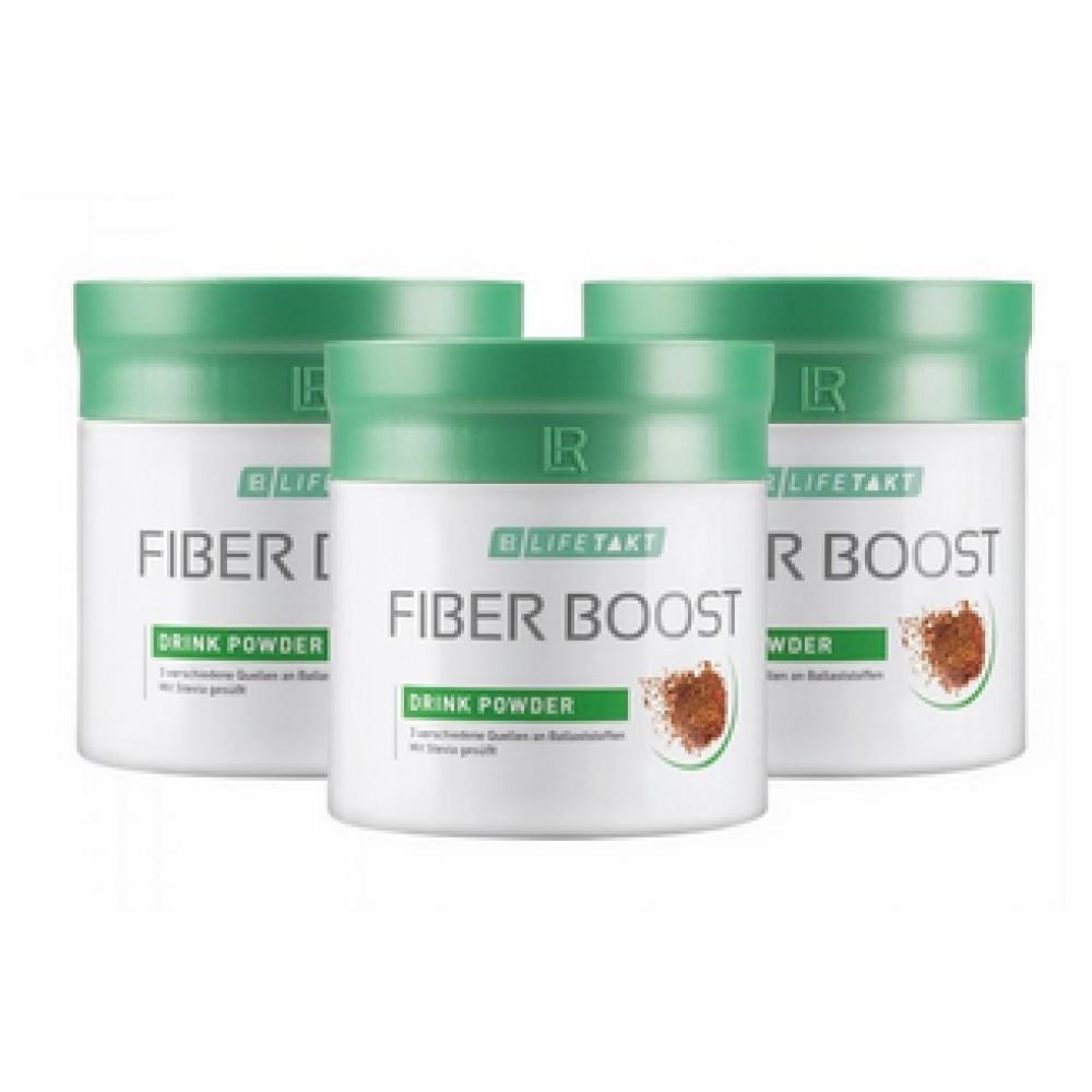 Набор растворимый напиток Файбер Буст Health Beauty LR Lifetakt Fiber Boost, 3 шт, 80633