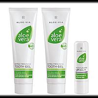 Набор для здоровой улыбки LR Health & Beauty ALOE VIA Aloe Vera, 20705