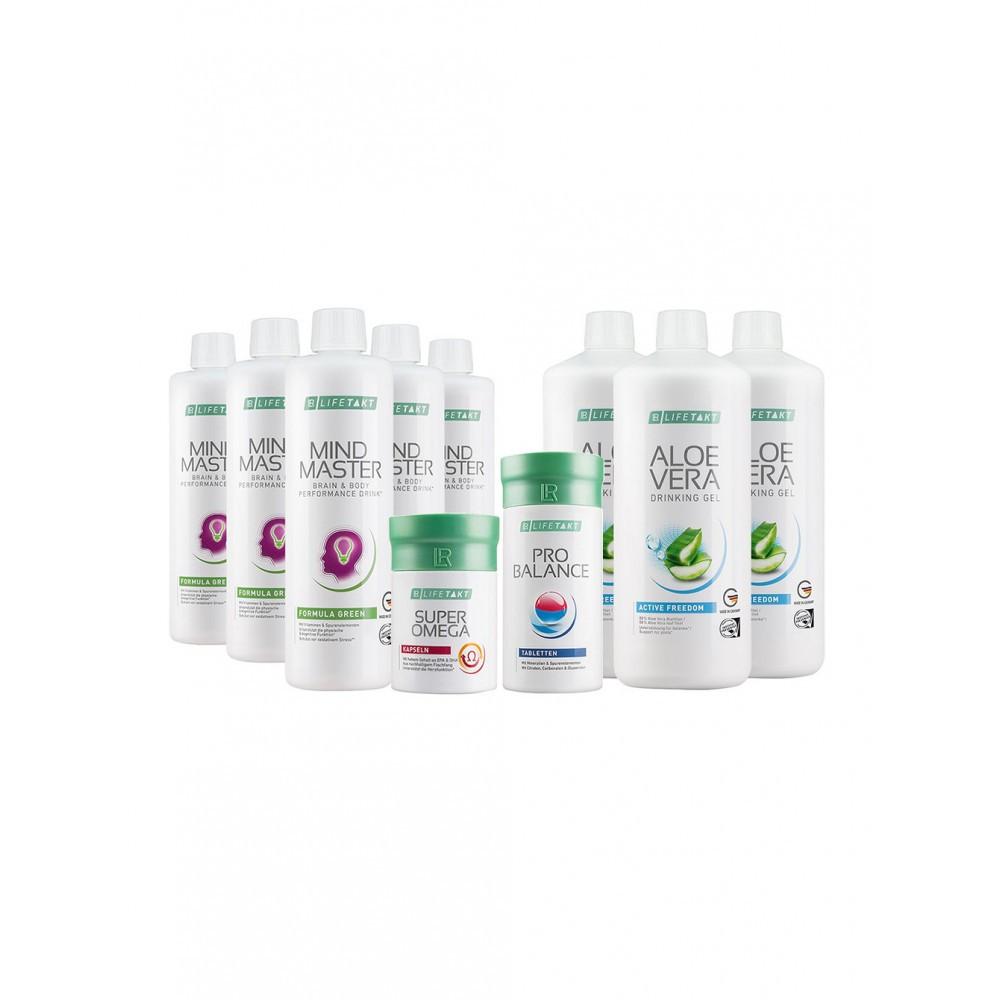 Набор Антивозрастной Велнес Фридом Актив LR Health & Beauty LR Lifetakt Anti-Age Wellness Freedom Active, 1 упаковка, 80698