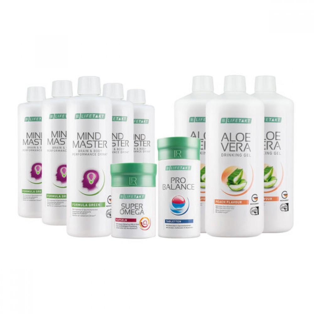 Набор Антивозрастной Велнес Персик LR Health & Beauty LR Lifetakt Anti-Age Wellness Peach, 1 упаковка, 80696