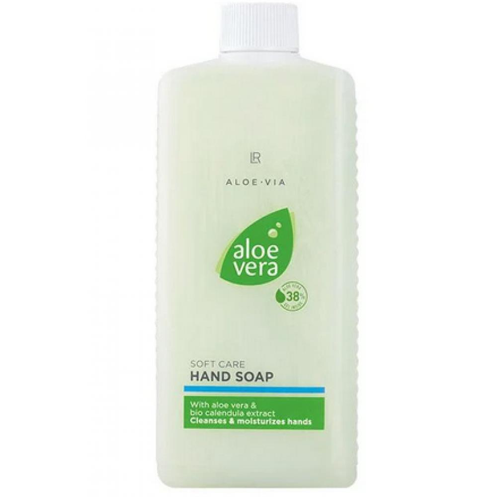 Крем-мыло (дополнительная упаковка) LR Health & Beauty ALOE VIA Aloe Vera, 500 мл, 20612