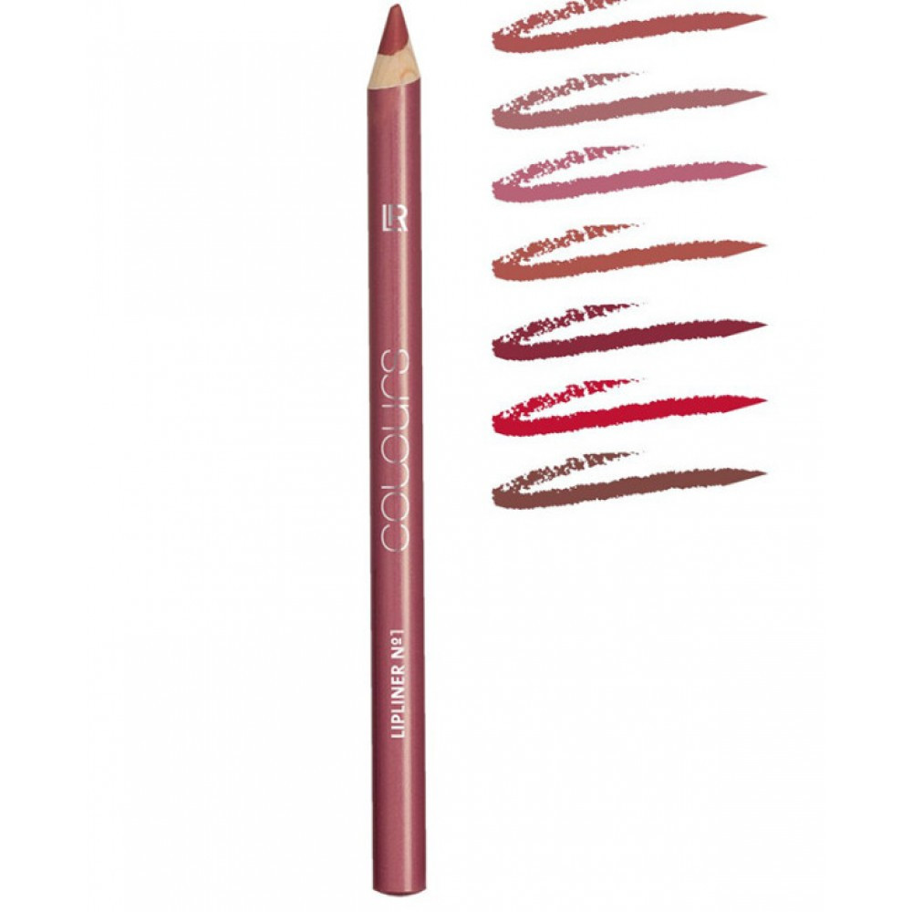 Контурный карандаш для губ LR Health & Beauty LRColours Lipliner, 1,16 г, 10036