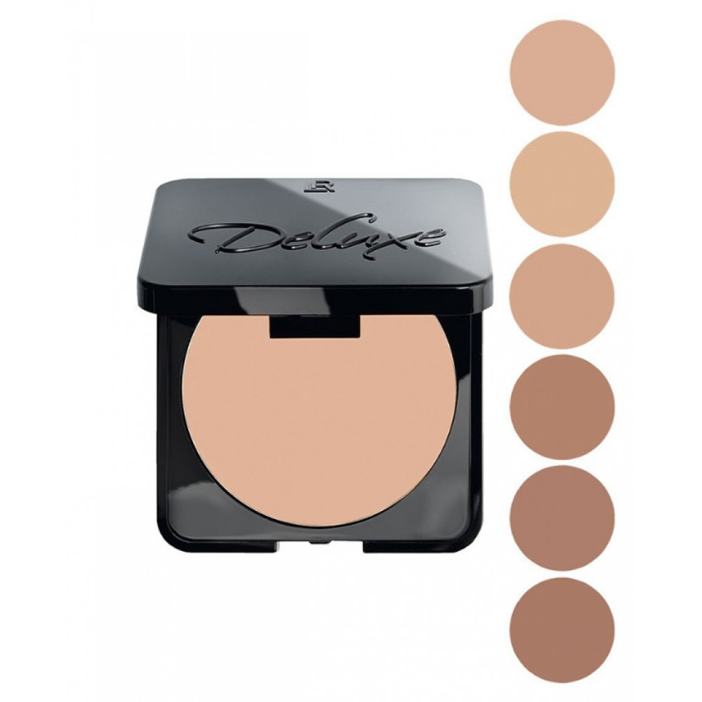 Компактная основа «Идеальный тон» LR Health & Beauty LRDeluxe Perfect Smooth Compact Foundation SPF30, 8,5 г, 11117