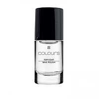 Закрепляющее покрытие для ногтей LR Health & Beauty LRColours Top Coat, 5,5 мл, 10503