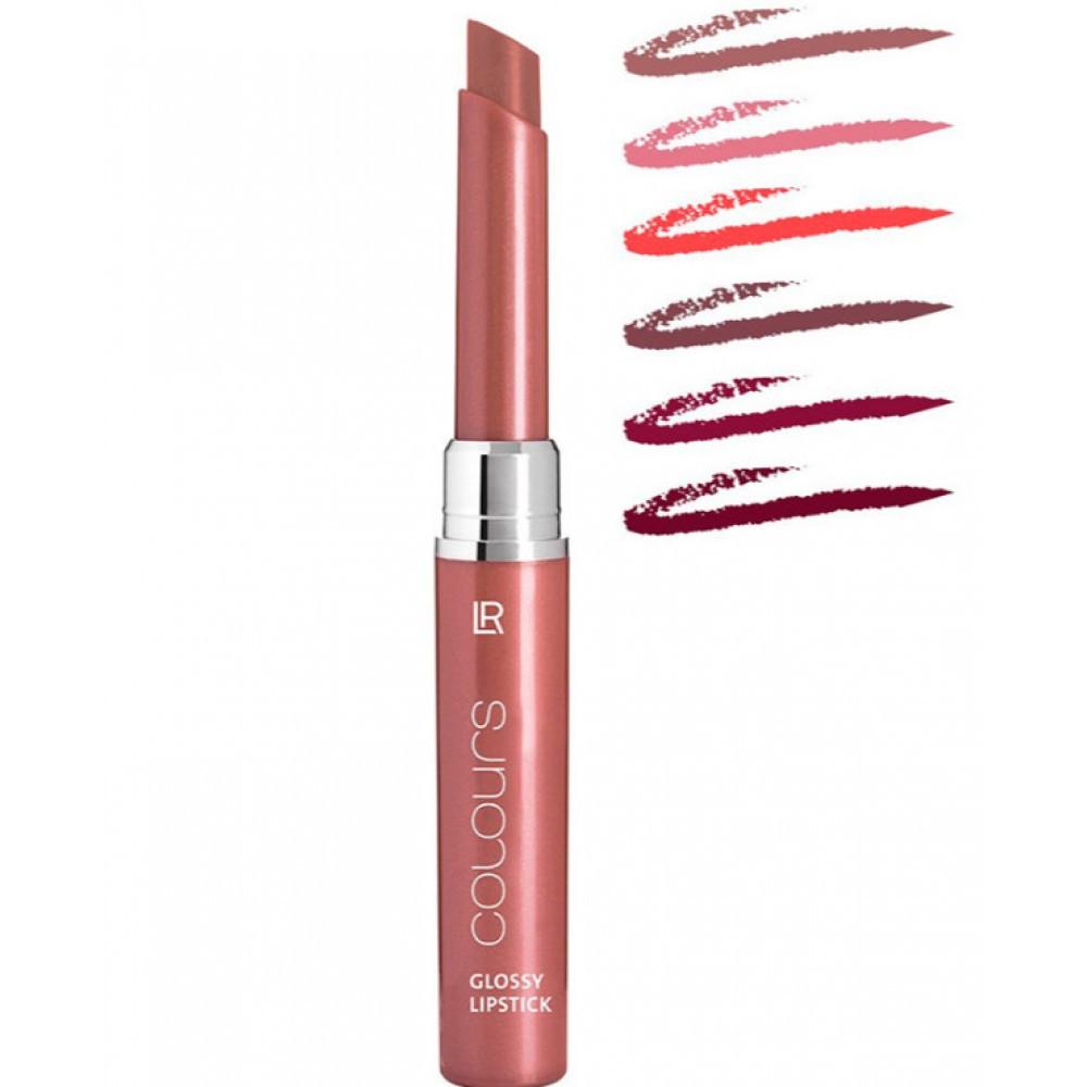 Губная помада-блеск LR Health & Beauty LRColours Glossy Lipstick, 1,6 г, 10035
