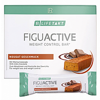 Батончик для контроля веса со вкусом нуги LR Health & Beauty Lifetakt FiguAktive, 6 шт х 60г, 80271