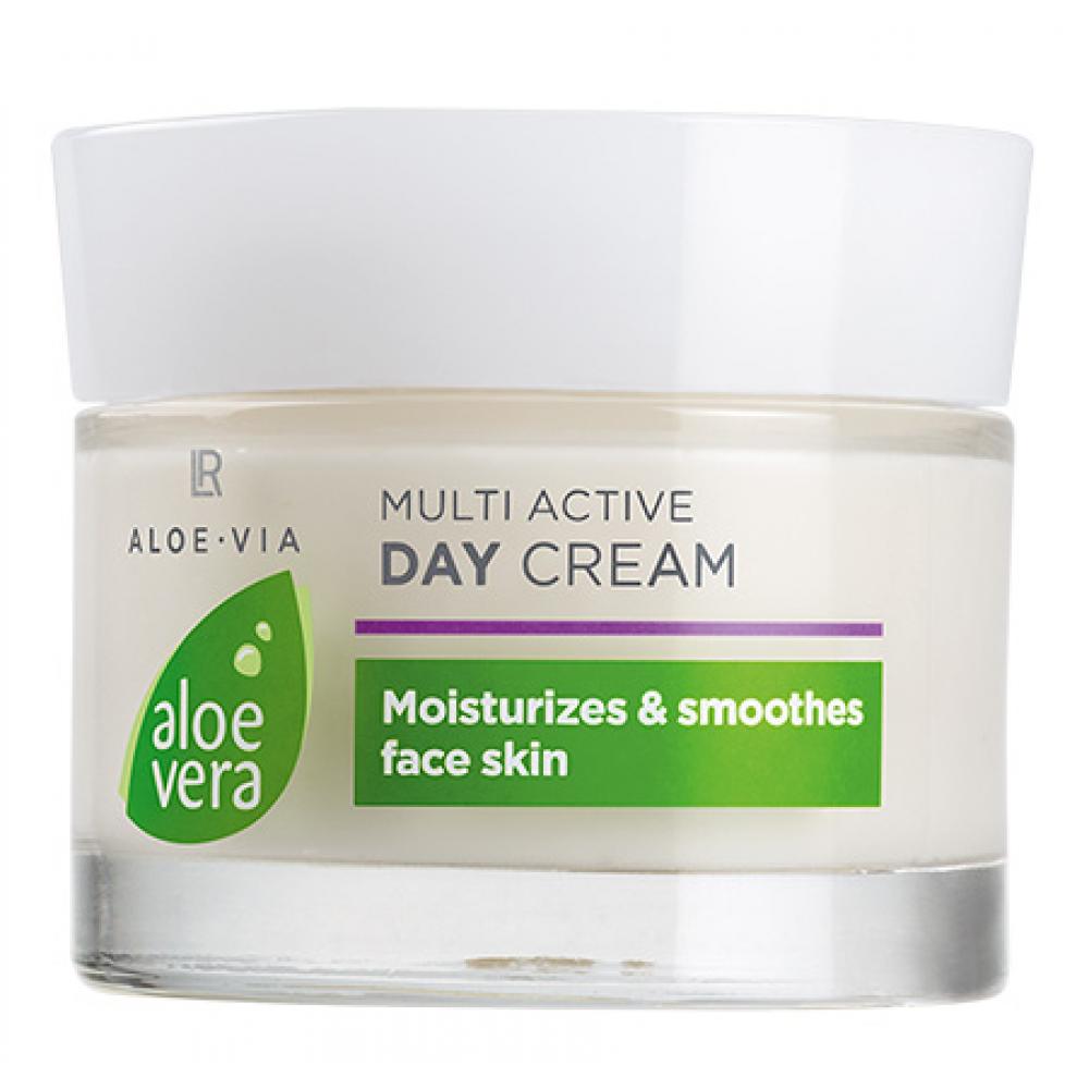 Активизирующий дневной крем LR Health & Beauty ALOE VIA Aloe Vera, 50 мл, 20674