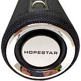 Портативная Мощная стерео колонка HOPESTAR H39 Оригинал, FM, SD, Bluetooth, USB, фото 5