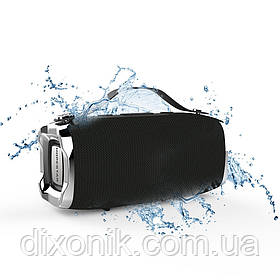 Портативная Мощная стерео колонка HOPESTAR H36 Оригинал, FM, SD, Bluetooth, USB, AUX. Лучшая цена!