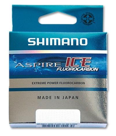 Леска Shimano Aspire Fluoro Ice 30m 0.165mm 2.0kg