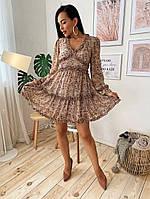 Женское шифоновое платье Olivia, фото 1