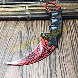 Нож керамбит Bloody Web, фото 4
