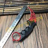Нож керамбит Bloody Web, фото 5