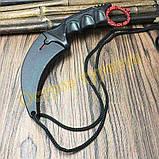 Нож керамбит Bloody Web, фото 6