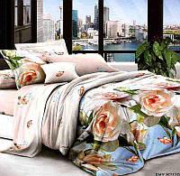 Комплект постельного белья №пл223 Евро, фото 1