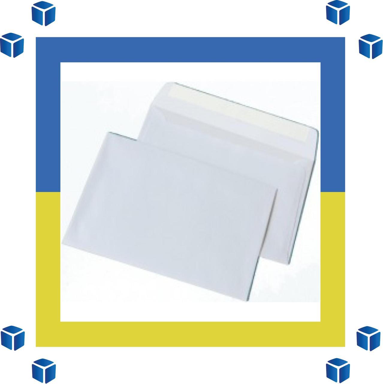 Конверт С5 MINI (155х220) ск, белый  (0+0)