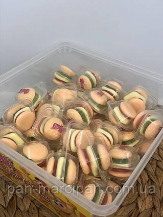 Желейка Trolli Miniburger 10г (60шт/ящ)