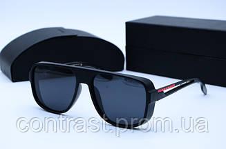 Солнцезащитные очки Prada Polar 1942 черн