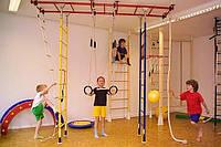 Шведская стенка – важность организации спортивного уголка для ребёнка