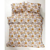 Постельное белье Lotus Ranforce - Jadore оранжевый полуторное