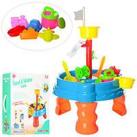 Столик-песочница  053  59-38, Beach Toys