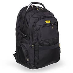 Рюкзак городской GAT (PL, 47х31х14см, черный) PZ-712E