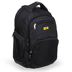 Рюкзак городской GAT (PL, 47х31х14см, черный) PZ-712G