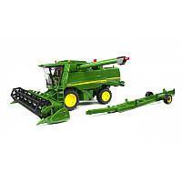 Комбайн зерноуборочный John Deere T670I (2132)