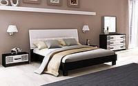 Кровать Виола Мягкая спинка (без каркаса) 140х200 см. MiroMark