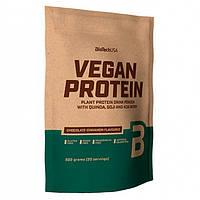 Biotech USA, Протеин Веганский Vegan Protein, 500 грамм