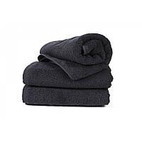 Полотенце Lotus Black - Черный 40*70 (16/1) 500 г/м²