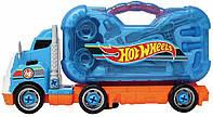 Оригинальный грузовик Хот Вилс с набором инструментов Hot Wheels HW Kids Lights and Sounds Tool KIT 857517