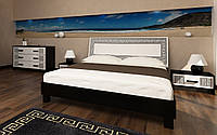 Кровать Виола с механизмом (с каркасом) 160х200 см. MiroMark