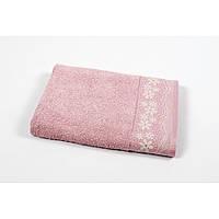 Полотенце махровое Binnur - Vip Cotton 11 70*140 розовый
