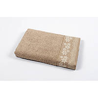 Полотенце махровое Binnur - Vip Cotton 11 70*140 кофе