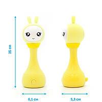 Оригінальний дитячий інтерактивний Smarty Зайчик Alilo R1+ YoYo (від 0 до 6 років)