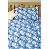 Детское постельное белье для младенцев Lotus ранфорс - LoNy синий